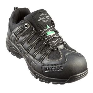 Workload Men's Norseman Safety Work Shoes Size 7
