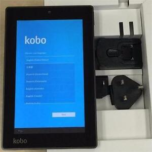 "Kobo Arc 7 Android Tablet 8 GB Micro SD 7"" W. Camera - 1.20 GHz - (REFURBISHED)"