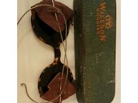 Antique eyewear