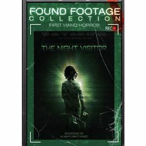 FOUND FOOTAGE COLLECTION - First Hand Horror on DVD ( 6 dvds )