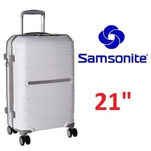 "NEW SAMSONITE FREEFORM 21"" LUGGAGE 78255-1908 201983846 HARDSIDE SPINNER SUITCASE"