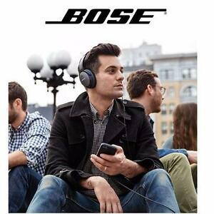NEW BOSE QUIETCOMFORT 25 HEADPHONES   SEALED- ACOUSTIC NOISE CANCELLING HEADPHONES AUDIO APPLE DEVICES 98760918