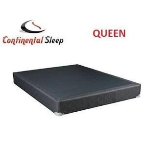 NEW CS QUEEN SIZE BOX SPRING CONTINENTAL SLEEP BEAUTIFUL REST COLLECTION 104628690