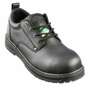 men,s safety shoes barely used