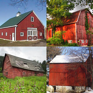 OLDER HOME WITH LARGE BARN WANTED