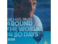 Michael Palin Around The World In 80 Days