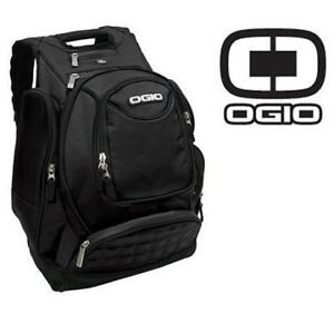 NEW OGIO METRO BACKPACK 711105.03 223543572 BLACK LAPTOP BAG