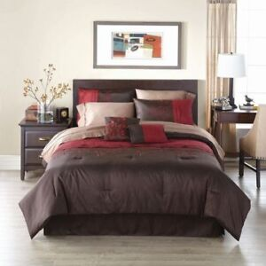 Brand new Double size comforter set for $53.00 off