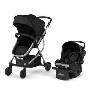 Urbini travel packages stroller car seat 2 in 1