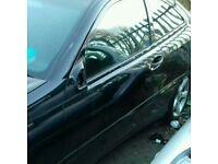 Mercedes w203 coupe passenger door
