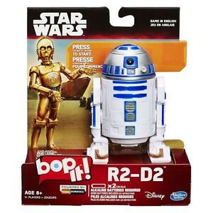 Star Wars Bop It R2-D2 Toy Game Collectible