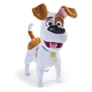 USED The Secret Life of Pets - Best Friend Max Plush Toy