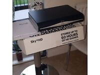 Sky + HD box with remote control, superb condition, full working order