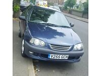 1.8 Toyota Avensis with part service History