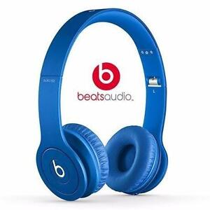 NEW BEATS SOLO HD HEADPHONES BLUE - ON-EAR - WIRED SOLO HD 90453848