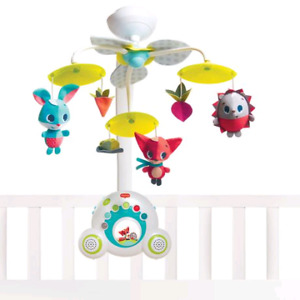 New!! Tiny Love soothe and groove mobile - Meadow days
