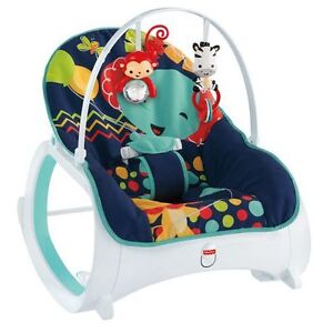 Fisher Price Infant to Toddler Rockers - St Thomas