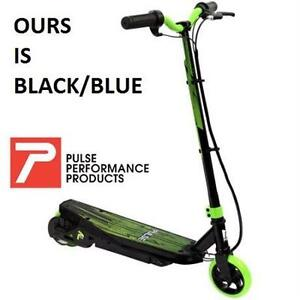 NEW OB PULSE ELECTRIC SCOOTER BLUE  LIGHTNING - OPEN BOX - 24V  Toys  Kids' Bikes & Riding Toys  Scooters  70837858