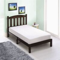 TWIN BED AND MATTRESS - ORIGINAL PRICE WAS CAD$320.00