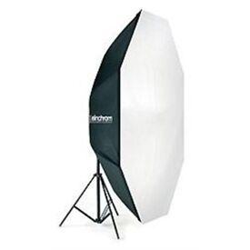 Elinchrom Octa Lightbank large classic softbox 190 studio lighting 190cm like the new Litemotiv