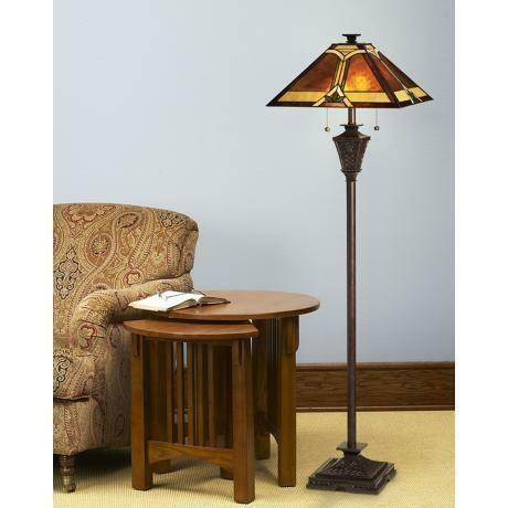 Mission Floor Lamp Ebay