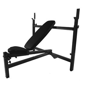 WORKOUT CENTER BENCH + 255lbs weights (negotiable)