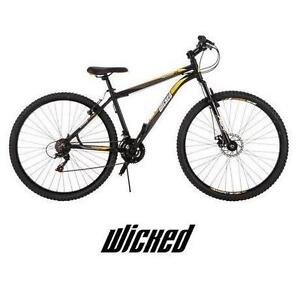 """NEW* WICKED FALLOUT 29"""" BICYCLE 29"""" MEN'S MOUNTAIN BIKE 21 SPEED BICYCLE 107646052"""