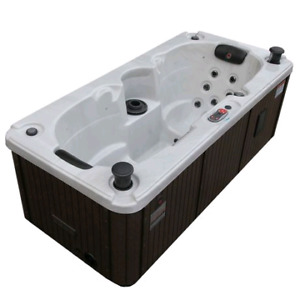 Brand new 2-person therapy spa!  15A standard plug & play