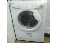 6kg hoover washing machine comes with warranty can be delivered