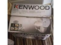 **KENWOOD** MIXER KM280 MACHINE
