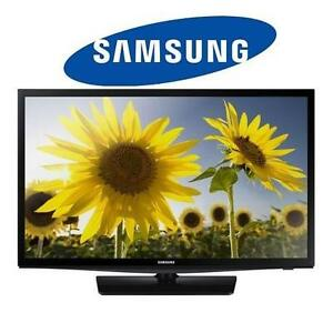 """NEW* SAMSUNG SMART LED HD TV 24"""" HDTV - TELEVISION - HOME THEATRE - 24 INCH TV 101164384"""