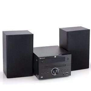 BlackWeb CD Stereo System with Bluetooth® Streaming - A GRADE CONDITION, NEVER USED, UNBEATABLE SALE PRICE in TOWN