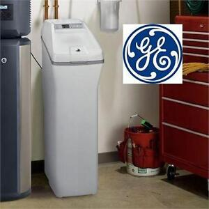 NEW* GE GRAIN WATER SOFTENER 40,000 Grain gerneral electric Home Kitchen Water Dispensers Filters