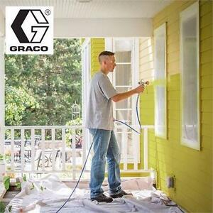 NEW GRACO PROJECT PAINT SPRAYER   Project Painter Plus AIRLESS PAINTER SPRAYER  85361854