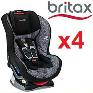 4 NEW BRITAX CONVERTIBLE CAR SEAT E1A837Z 220467007 ESSENTIAL BY BRITAX ALLEGIANCE STATIC INFANT SAFETY