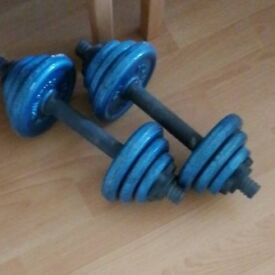 Beginners weights 7kg