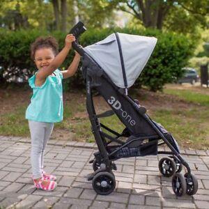 Sale Pending:Stroller: Summer Infant 3D Convenience Stroller NIB