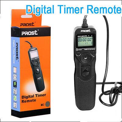 Télécommande intervallomètre PROST S1 pr Sony a55 a33 a200 a300 a350 a700