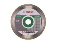Bosch 2608602203 Pro Ceramic Diamond blade 150mm x 22mm bore