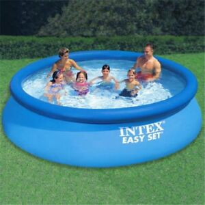 12 ft X 2.5 ft above ground pool