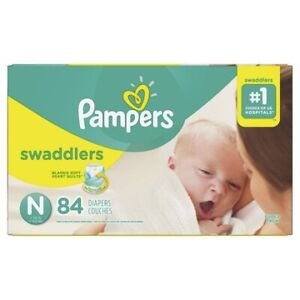 Newborn Pampers Diapers for sale