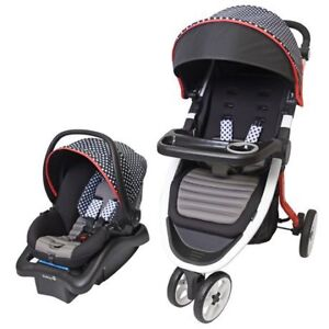 Safety 1st Edge Travel System - New Checkers