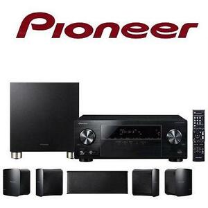 PIONEER 5.1 CHANNEL HOME THEATER SYSTEM