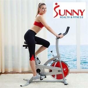 NEW SUNNY FITNESS INDOOR CYCLING BIKE EXERCISE FITNESS WORKOUT EQUIPMENT 76930742