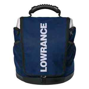 Wanted Lowrance ice transducer or ice pack.  Blue plug