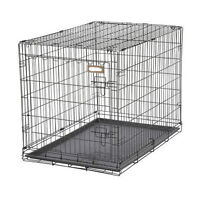 Wire Dog Kennel - 24H x 18W x 21D