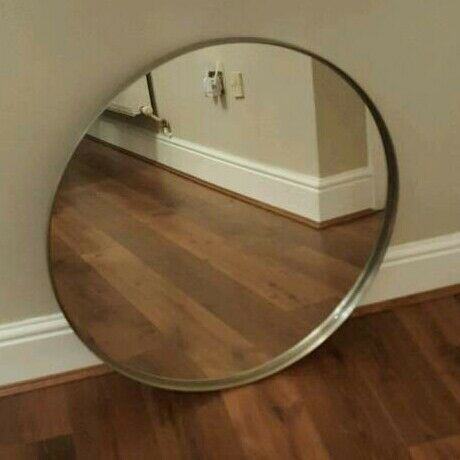 70cm Ikea Round Mirror In Baglan Neath Port Talbot Gumtree