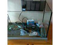 54litre fish tank