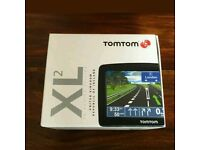 TomTom XL 2 IQ Sat Nav with UK and Ireland Maps