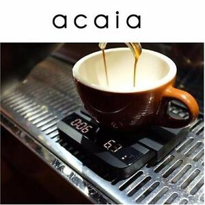 ACAIA LUNAR COFFEE SCALE   READABILITY 0.1G - CAPACITY 2000G HOME KITCHEN APPLIANCE WEIGHT 99563546